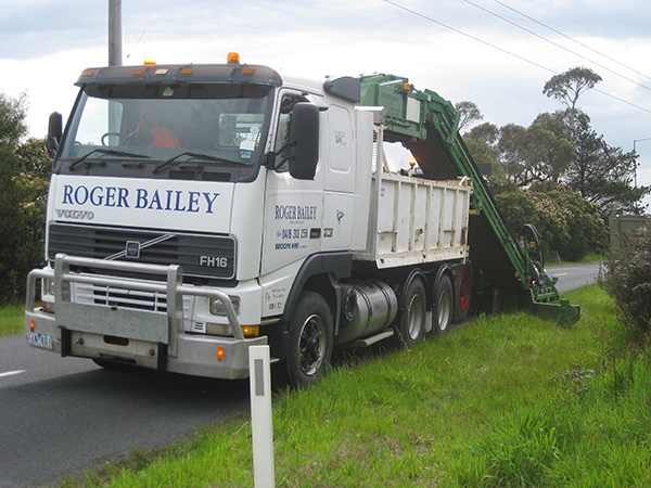 The Verger Roger G Bailey Amp Associates